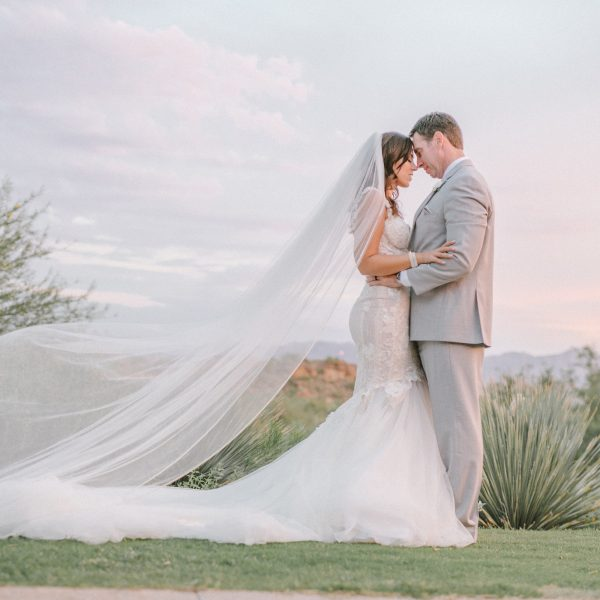 Jessica & Mike…A luxury wedding at The Ritz Carlton Dove Mountain