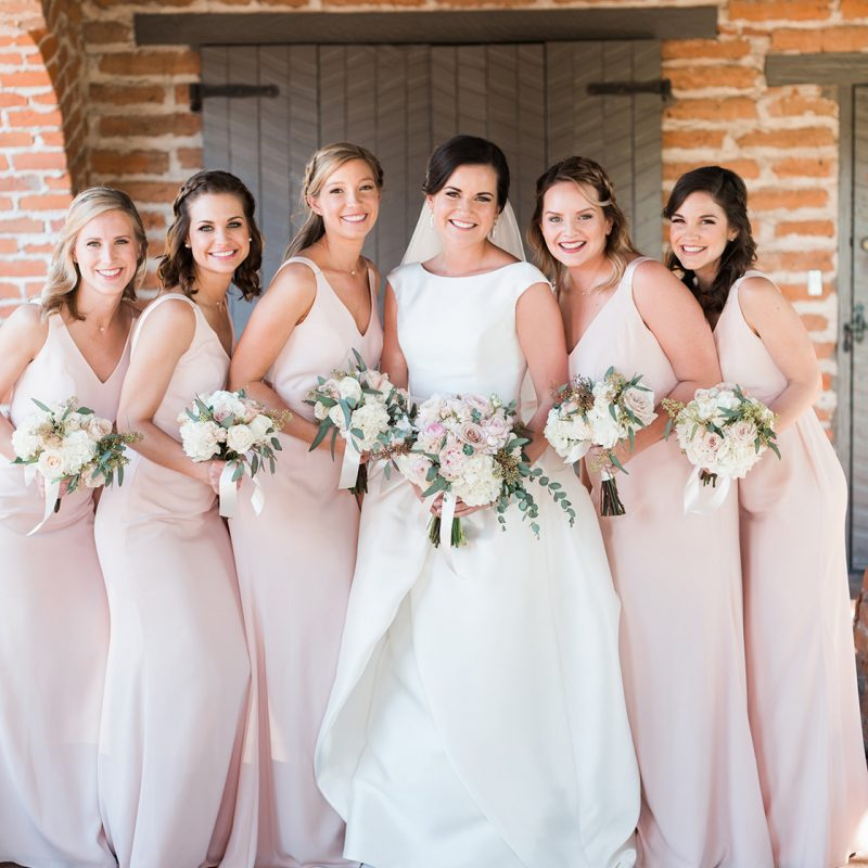 Rackel-mendations How To Choose Your Wedding Style & Color Palette