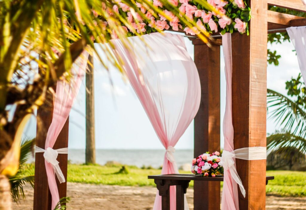 places to get married on the beach in South Florida